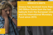 Greece faces increased pressure to repay debt