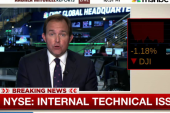NYSE: Glitch is internal tech issue