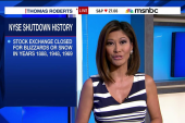 NYSE shutdown: How often does it happen?