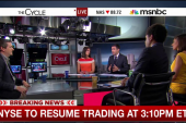 Could NYSE glitch shake people's confidence?