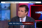 Sen. Ted Cruz plays Hardball