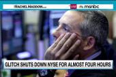 NYSE halts trading after unprecedented glitch