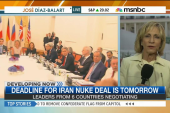 In Vienna, Iran deal 'is coming together'
