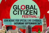 Announcing the Global Citizen Festival