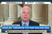 Deadline for Iran deal inches closer