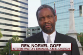 AME pastor: We are still in a grieving...