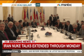 Deadline for Iran deal extended again