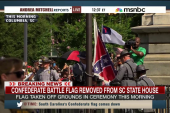 Confederate flag marks 'new chapter' for SC