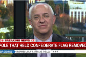 Former SC gov on Confederate flag removal