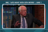 Details revealed on Sanders' private life