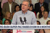 Jeb Bush sees surge in poll numbers