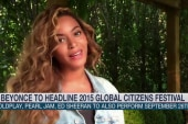 Beyonce to headline Global Citizen Festival