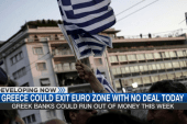 The best and worst case scenarios for Greece