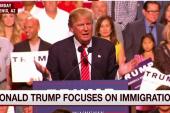 Republicans bristle at Trump's comments