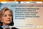 Clinton to call for minimum wage increase