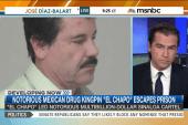 Intense manhunt underway in Mexico