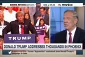 GOP presidential hopefuls push back at Trump