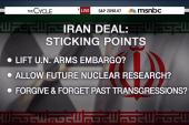 Why Iran negotiators are looking grim