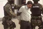 Massive manhunt for Mexican drug kingpin