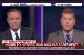 Hours to historic Iran nuclear agreement?