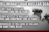 Deal reached on Iran nuclear program