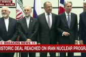 Historic deal reached on Iran nuclear program
