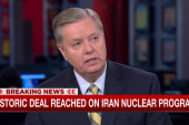 Graham: Trump would be a terrible president