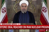 Iran's president: Deal brings in 'new era'
