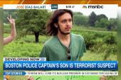 Cop's son in court on alleged terror plan