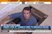 Tunnel used in 'El Chapo' escape a 'key tool'