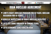 Historic deal reached with Iran