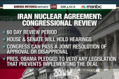 Congress to review Iran deal over 60 days