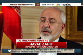 Iran foreign minister defends nuclear deal