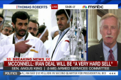Nuke deal: Senator disappointed in colleagues