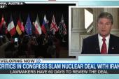 Critics in Congress slam Iran nuclear deal