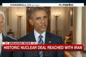 Historic nuclear deal reached with Iran