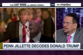 Penn Jillette decodes Donald Trump