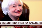 Fed chair heads to Capitol Hill