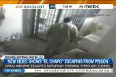 Video appears to shows 'El Chapo' escape
