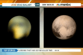 New Pluto photo a 'giant leap' in space study