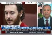 How will jurors decide James Holmes' fate?