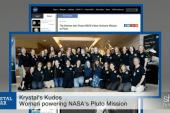 Kudos to the Women of NASA!