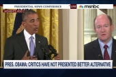 Decoding Obama's Iran deal press conference