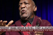 Joe: Obama called it like it was with Cosby