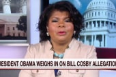 Journalist explains why she asked Cosby...