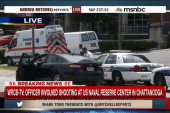 Report: Shooting near TN Naval Reserve Center