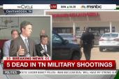 5 dead, including gunman, in TN shootings