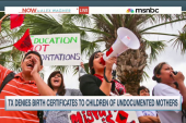Immigrant children denied birth certificates
