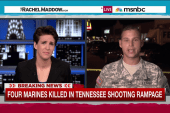 Shooting survivor recounts the attack
