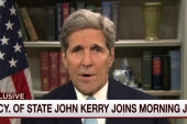 Kerry: We need to complete the job in Iran